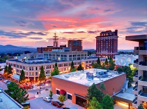 Asheville_Cityscape