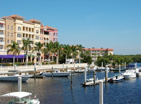 Naples Florida Marina