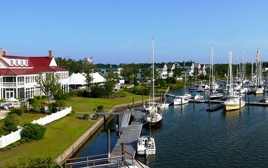 River Dunes: Sailing Capital of North Carolina