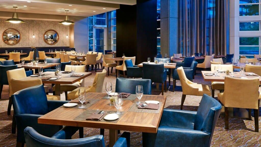Atlanta - Westin Restaurant