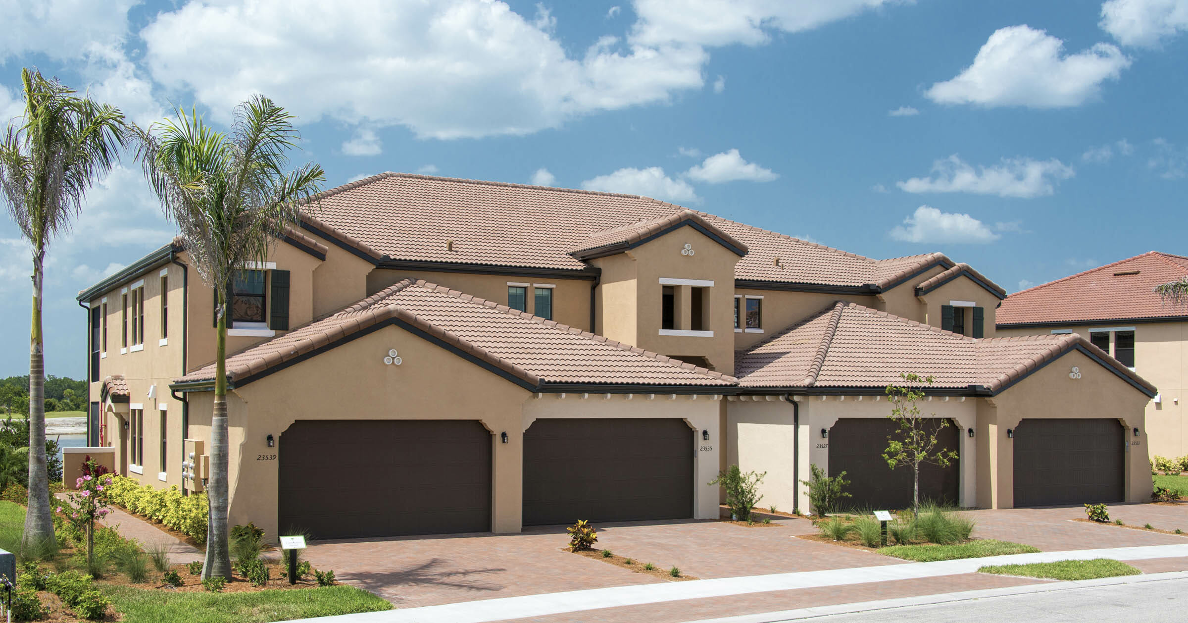 Two Carriage Home Models Open At Sarasota National