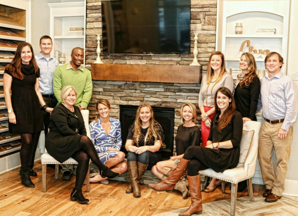 legacy homes sales team