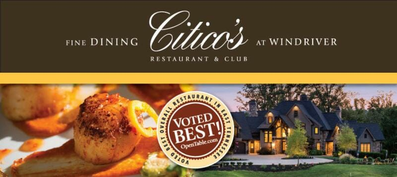 June Special Events at Citico's at WindRiver