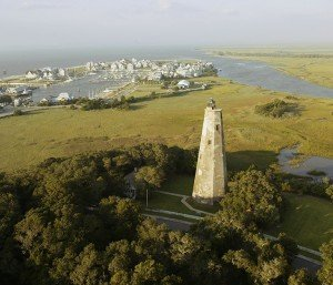 """Old Baldy"" Lighthouse on Bald Head Island"