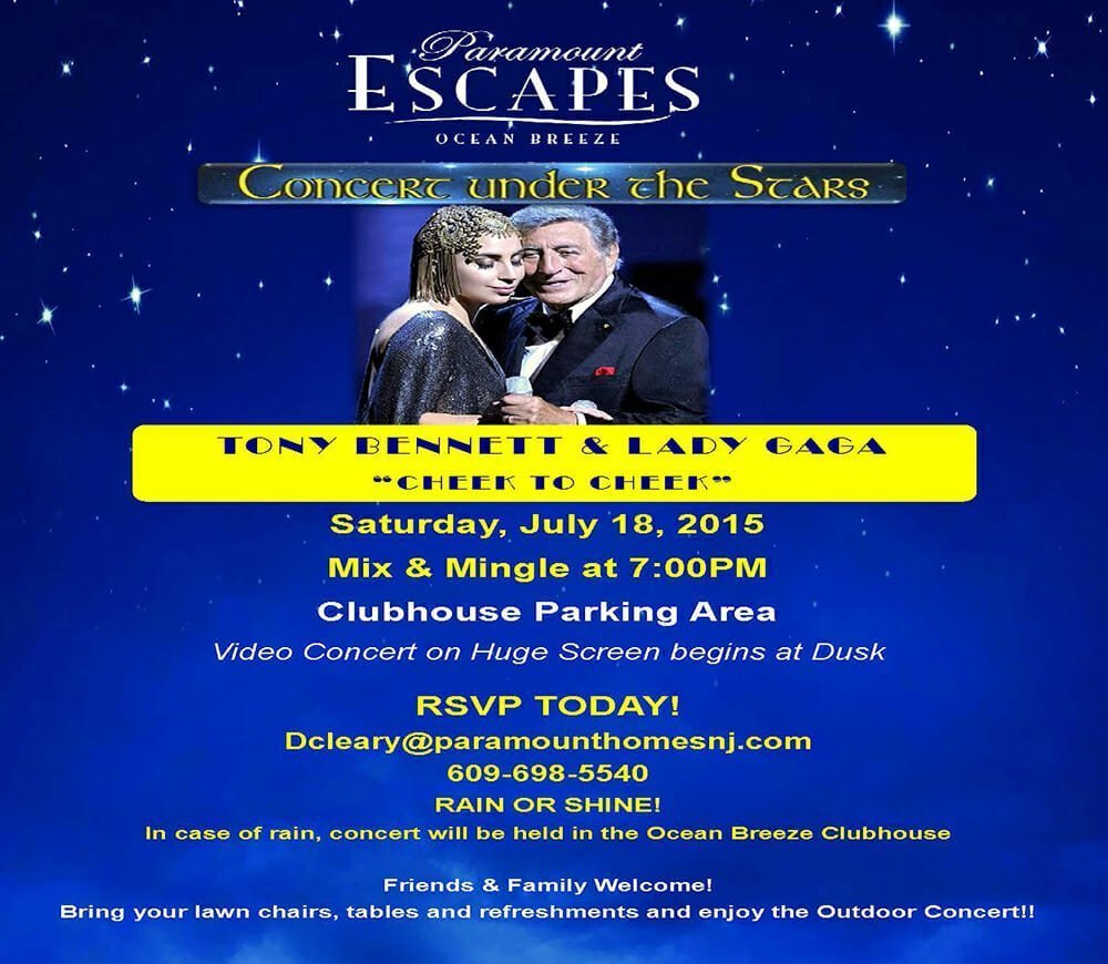 Still Time to RSVP with Paramount Escapes