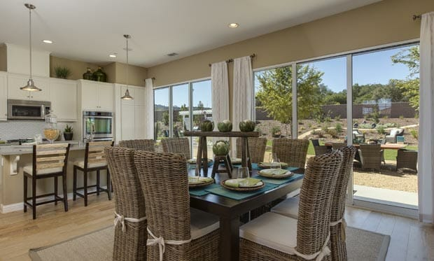 Own a Beautiful Model Home at Trilogy at Rice Ranch