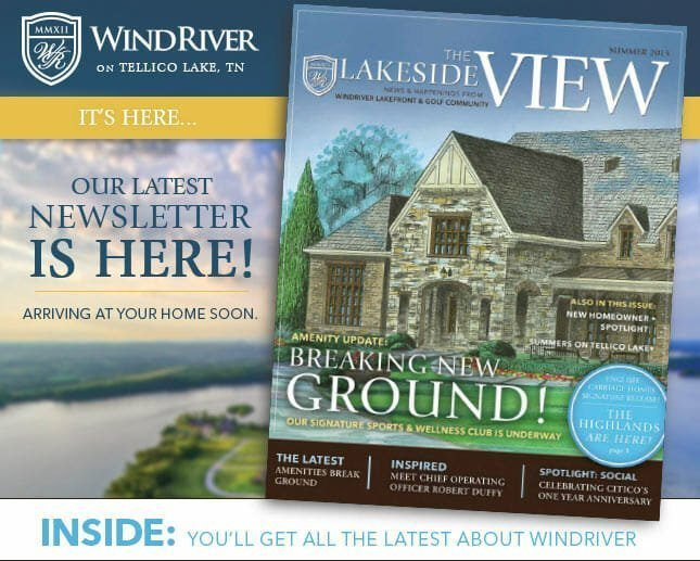 The Lakeside View new issue just released