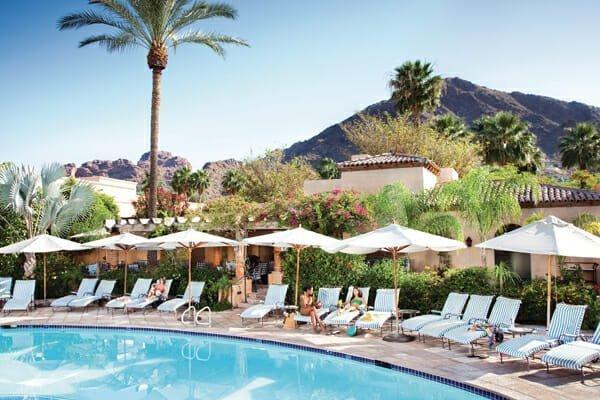 Pool at Royal Palms