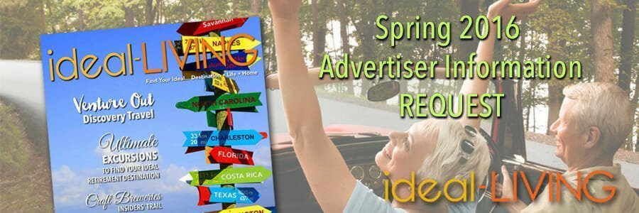 2016 ideal-LIVING Spring Advertisers index