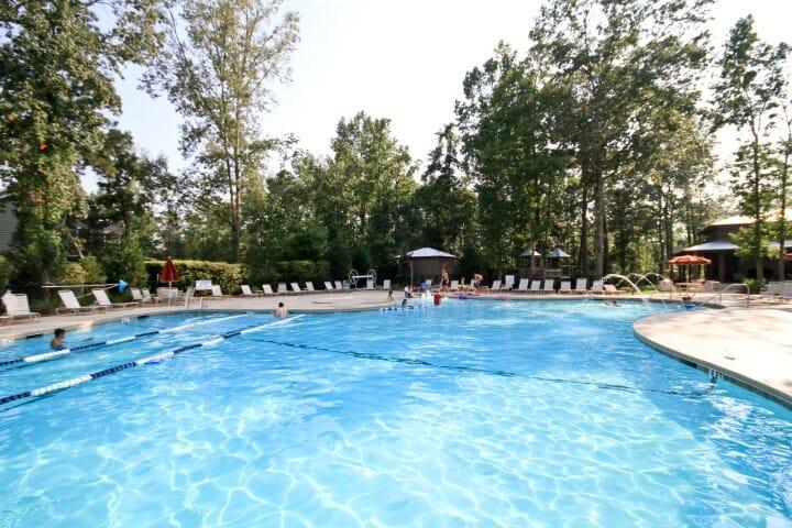 Carolina Bay – Rice Field – South Carolina Lake Communities