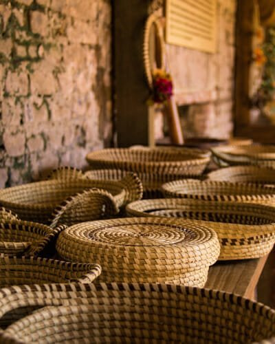 Handmade Baskets In South Carolina : Best places to retire in south carolina