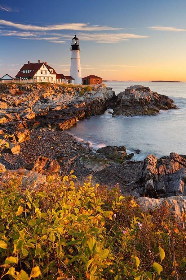 Lighthouse Tour East Coast