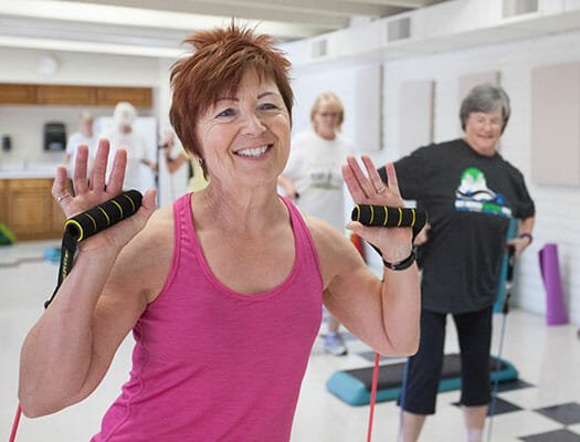 Green Valley Recreation Inc - Arizona 55+ Active Adult Retirement Community workout