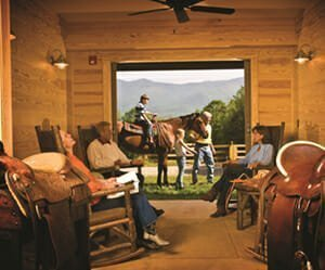 Best Equestrian Facilities - Balsam Mountain Preserve - Sylva, NC