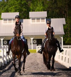 Best Equestrian Facilities - Ford Plantation - Richmond Hill, VA