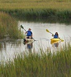 Best of Best Kayaking - Dataw Island - St. Helena Island, SC