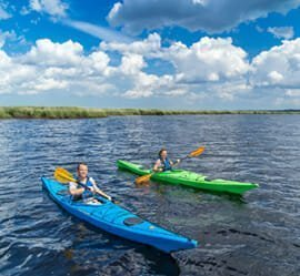 Best of Best Kayaking - Osprey Cove - St. Marys, GA
