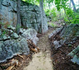 Best of Best Nature Trails - Jasper Highlands - Kimball, TN