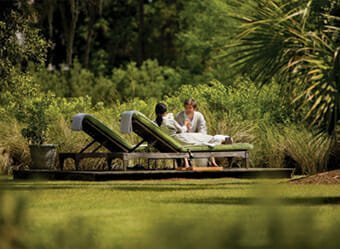 Best On-Site Spa Facilities - Palmetto Bluff - Bluffton, SC