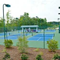 Best Pickleball Facilities - Brunswick Forest - Leland, NC