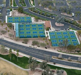 Best Pickleball Facilities - PebbleCreek - Goodyear, AZ