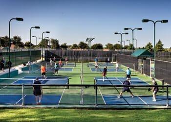 Best Pickleball Facilities - Robson Ranch Texas - Denton, TX