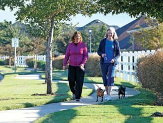 Best Walking Trails - Robson Ranch Texas - Denton, TX