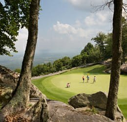 Best Collection of Golf Courses - The Cliffs Communities - NC & SC