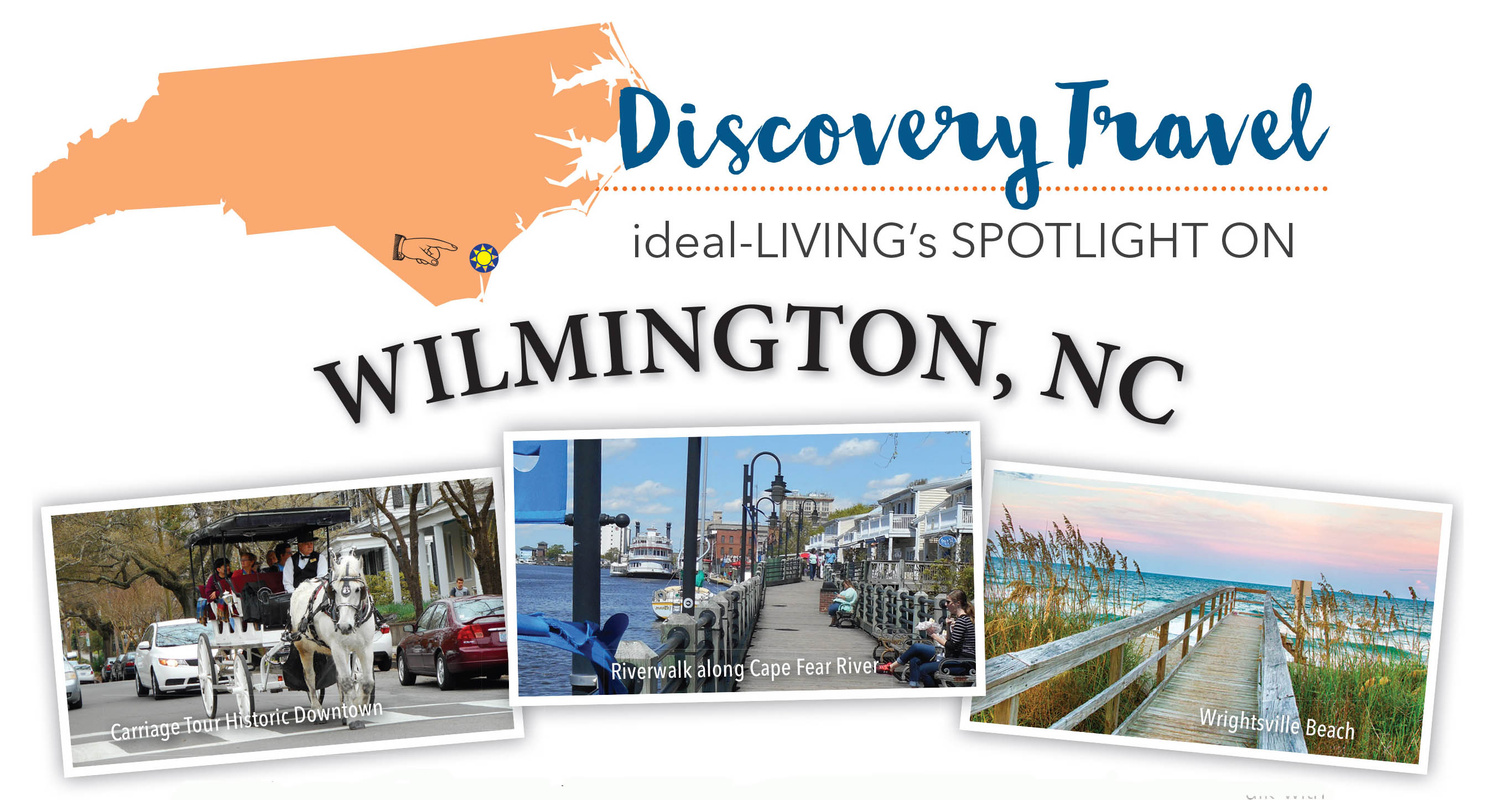 Discovery Travel Wilmington NC