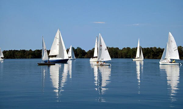 Sailing - A Summer Tour of Middle Tennessee