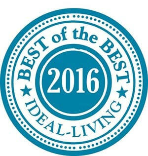 Best of the Best 2016 ideal-LIVING