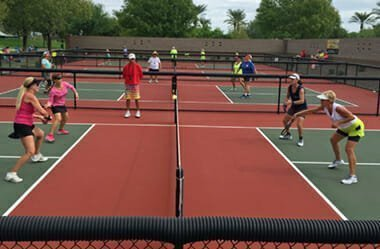 Best Pickleball Facilities - Trilogy at Vistancia - Peoria, AZ