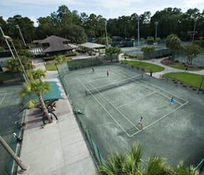 Best Tennis Facilities - The Landings - Savannah, GA