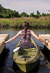 Best Nature Preserves - Bogue Watch - Newport, NC
