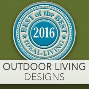 Best of Best Outdoor Living Designs