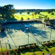 Best Tennis Facilities - Daniel Island - Charleston, SC