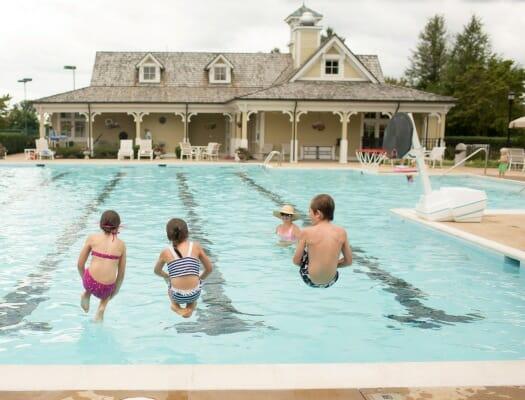 Virginian pool
