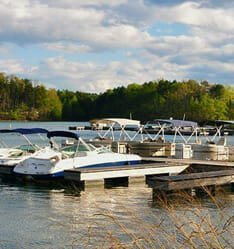 Best Boating Communities - The Reserve at Lake Keowee - Sunset, SC