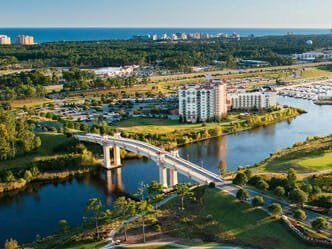 Best of the Best Intracoastal Waterway Views - Grand Dunes - Myrtle Beach, SC
