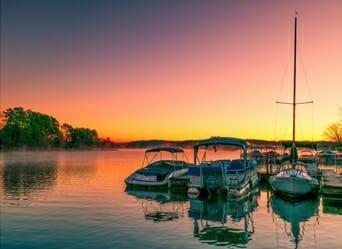 Best of the Best Lake Communities - Keowee Key, Salem, SC