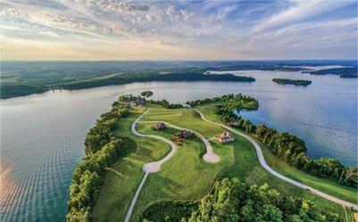 Best Lake Communities - WindRiver - Lenoir City, TN