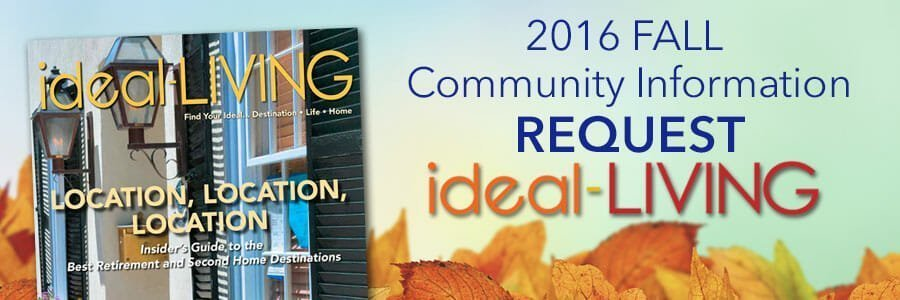 Request Information from Communities | ideal-LIVING Magazine Fall 2016