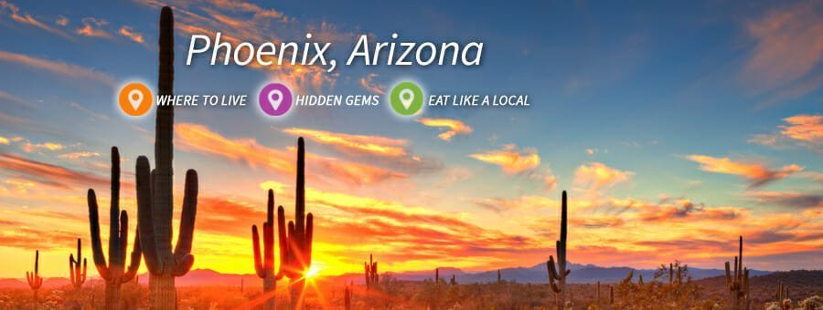 The Metropolitan Desert ... Phoenix