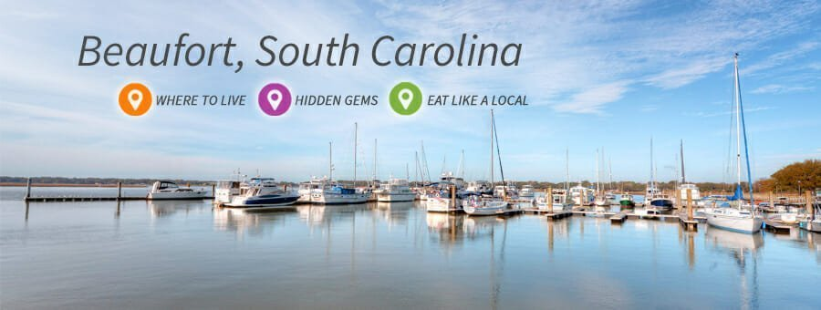 Beaufort- the Sparkling Gem of the Lowcountry