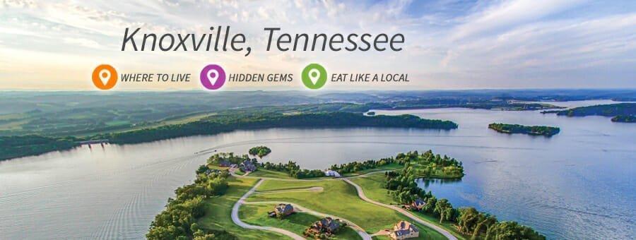 A River Runs Through It... Exploring the Heart of Knoxville