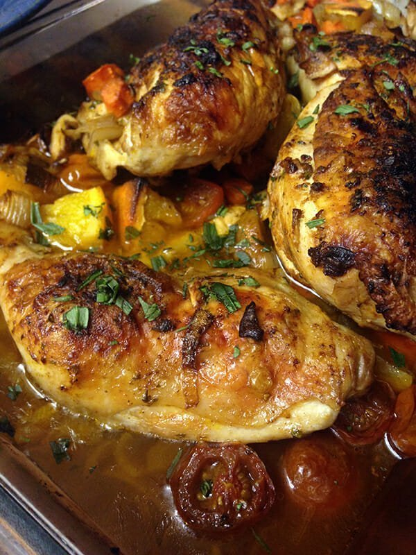 Mainstream Moonshine Chicken Recipe | ideal-LIVING Magazine
