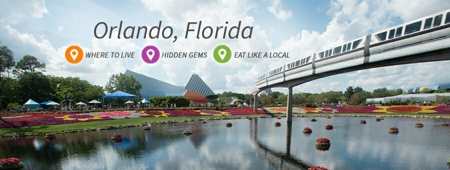 Who Thought Orlando as Lake Country?