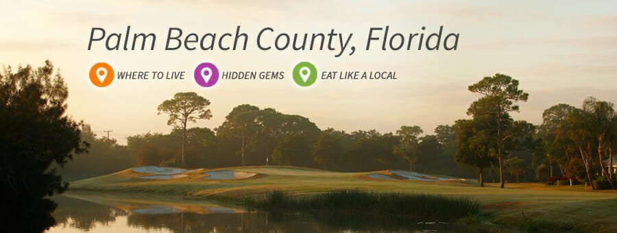 Palm Beach County... It's a Happening Place