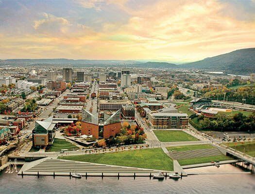 Retire to TN | Chattanooga - Hamilton County | Tennessee Real Estate