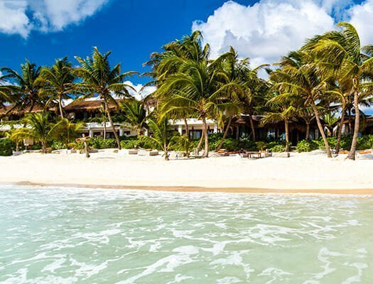 Villas Las Palmas Tulum | Retire to Mexico | Resort Living Beach Front